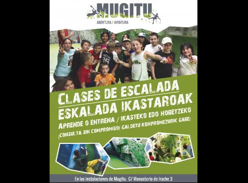 EXTRAESCOLAR DE ESCALADA 2018/2019